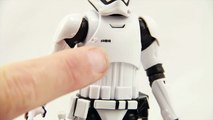 Star Wars The Force Awakens new SDCC Exclusive Black Series 6 First Order Stromtrooper Figure