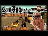 GTA San Andreas Multiplayer SAMP - CORRENTE GAMER!
