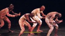 La compagnie Joseph Aka organise un stage de danse en Côte d'Ivoire
