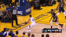 Steph Curry doing Steph Curry Things - Playoffs 2018