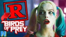 Margot Robbie Wants Birds of Prey/Harley Quinn Movie to Be Rated | NW News