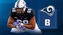 Davis, Robinson grade the Rams' 2018 draft class