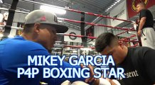 Mikey Garcia Says Wants Errol Spence Fight By End Of The Year