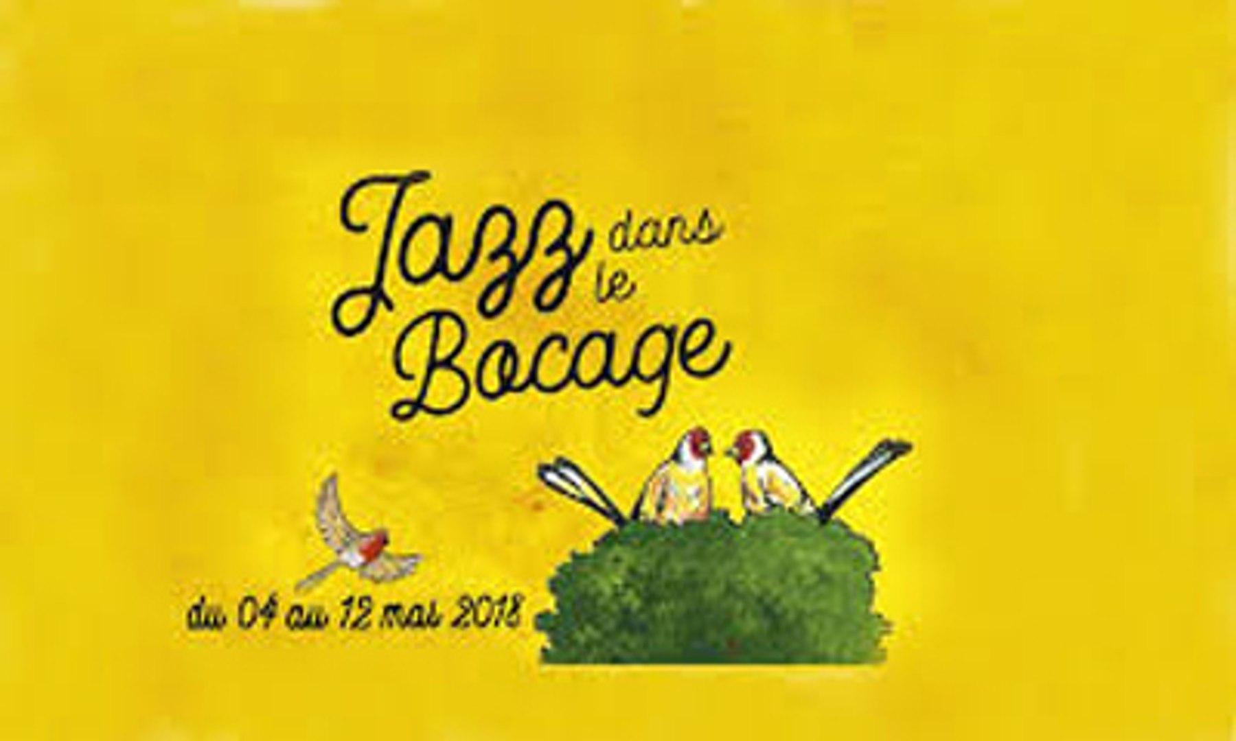 LIVE~2018!!! jazz dans le bocage 2018 (((STREAM))) | at Tronget, France