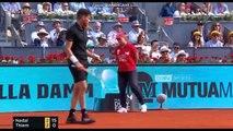Rafael Nadal VS Dominic Thiem | MATCH Highlights 2018/05/11 HD .