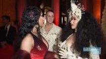Cardi B on Met Gala Interaction With Nicki Minaj: 'I Never Was Feuding With Anybody' | Billboard News