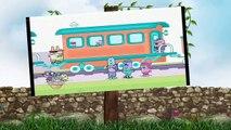 Wow Wow Wubbzy Episode 9 - Wow! Wow! Wubbzy! The Wuzzleburg Express/Gidget The Super Robot