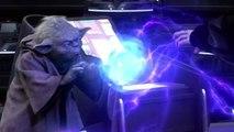 Yoda VS Mace Windu - Yoda contra Mace Windu ¿Quién es MÁS FUERTE?   STAR WARS   Legendarium