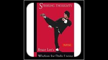 Bruce Lee Striking Thoughts Bruce Lees Wisdom for Daily Living (Bruce Lee Library)