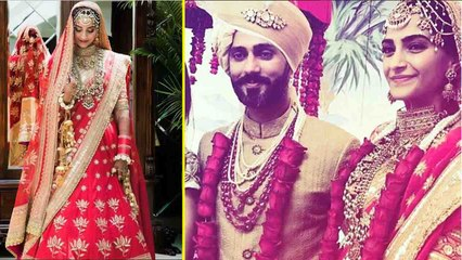 Sonam Kapoor Wedding Album: Sonam की शादी के खूबसूरत लम्हे | Boldsky