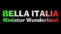 Modelleisenbahn Bella Italia im Miniatur Wunderland Ultra Wide Screen Video - Ein Video von Pennula zum Thema Modelleisenbahnanlage und Modellbahnausstellung