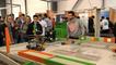 Coupe de robotique à La Roche sur Yon