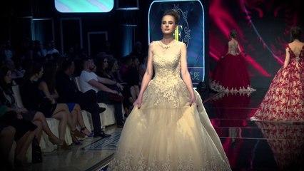 Albanian Fashion Night 2017/ Dizajnere #Elonia #Couture Dashnor Asllani Moda city