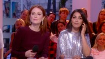The Worth It Show at Cannes 2018, day 2: guests Julianne Moore, Leïla Bekhti