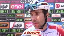 Pinot «L'Etna, une montée irrégulière» - Cyclisme - Giro