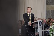 Discours du Président de la République, Emmanuel Macron lors de la cérémonie de remise du Prix Charlemagne à Aix-la-Chapelle
