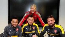 Arsène Wenger : la déception d'Olivier Giroud