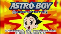 Astroboy Omega Factor : l'adaptation jeu Manga