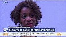 """Mort de Naomi: """"Nous voulons savoir de quoi est-elle morte, pourquoi on s'est moqué d'elle"""", demande sa tante"""