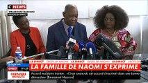 """La famille de Naomi: """"On s'est moqué de nous comme de ma fille... Pourquoi cette dame au téléphone ne nous a pas écouté ?"""