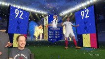 TWO BPL TOTS PLAYERS PACKED, IT CONTINUES! - FIFA 18 ULTIMATE TEAM PACK OPENING / Team Of The Season