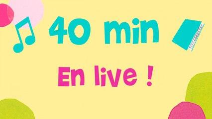 40 min de musique et d'histoire - En live ! - chansons et histoires pour enfants