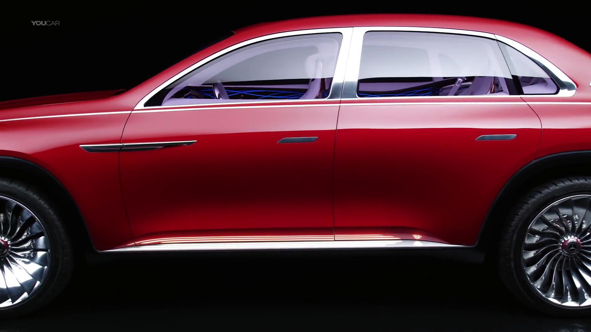 Maybach Ultimate Luxury SUV (2020) Next-Gen SUV Maybach