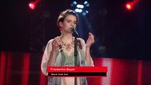 Soundgarden - Black Hole Sun _ Friederike Bayer Cover _ The Voice of Germany 2017 _ Blind Audition