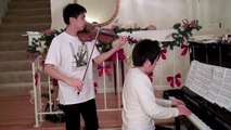 Where Are You, Christmas? from How the Grinch Stole Christmas - Violin, piano duet