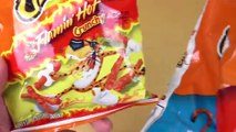 Cheetos Flamin Hot Crunchy & Puffs