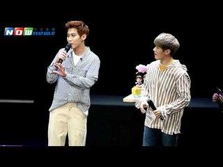 FTISLAND Minhwan & Seunghyun 見面會