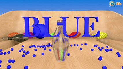 Learn colors With Blender and Microwave Toy Appliance for kids - Learn Colors with Vehicles