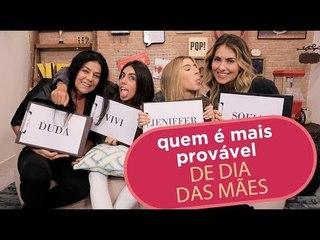 MINHA MÃE SEMPRE DORME NO CINEMA!