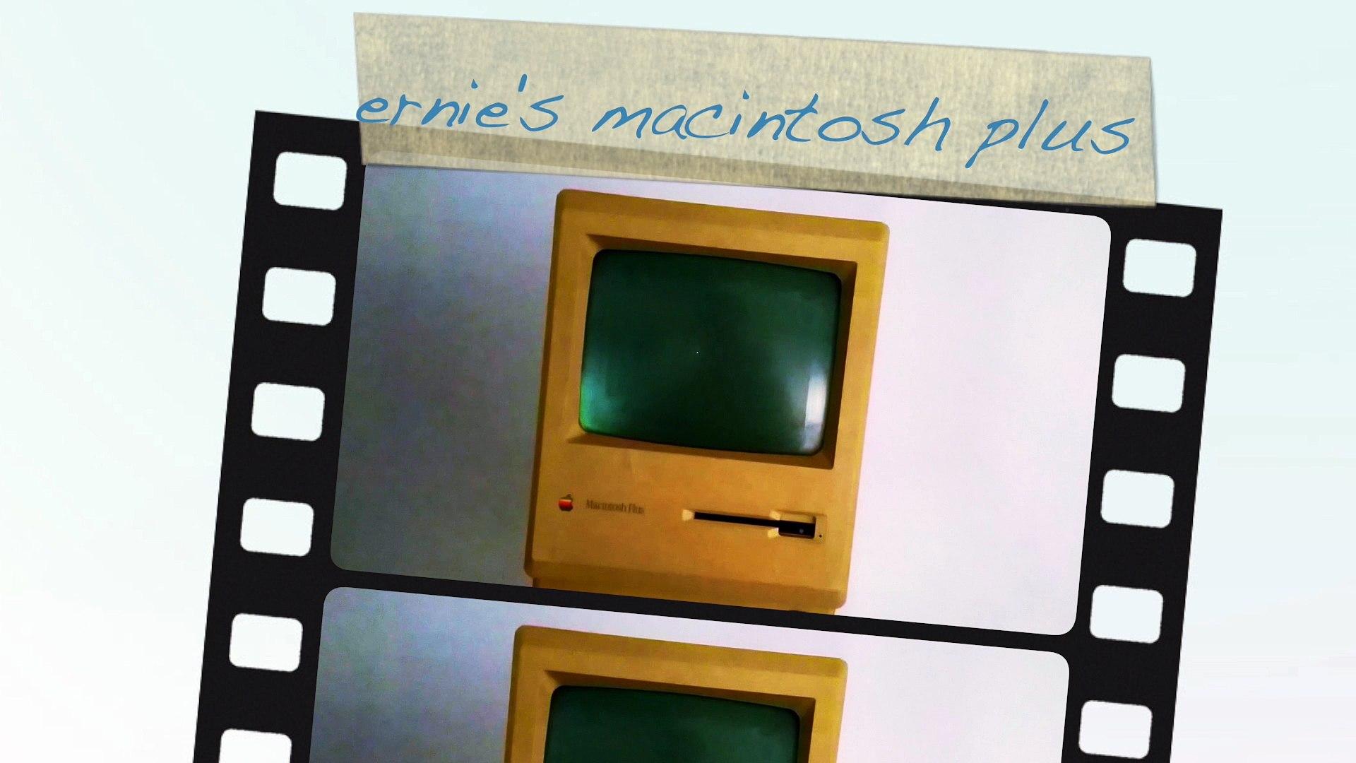 Ernie S Macintosh Plus Video Dailymotion