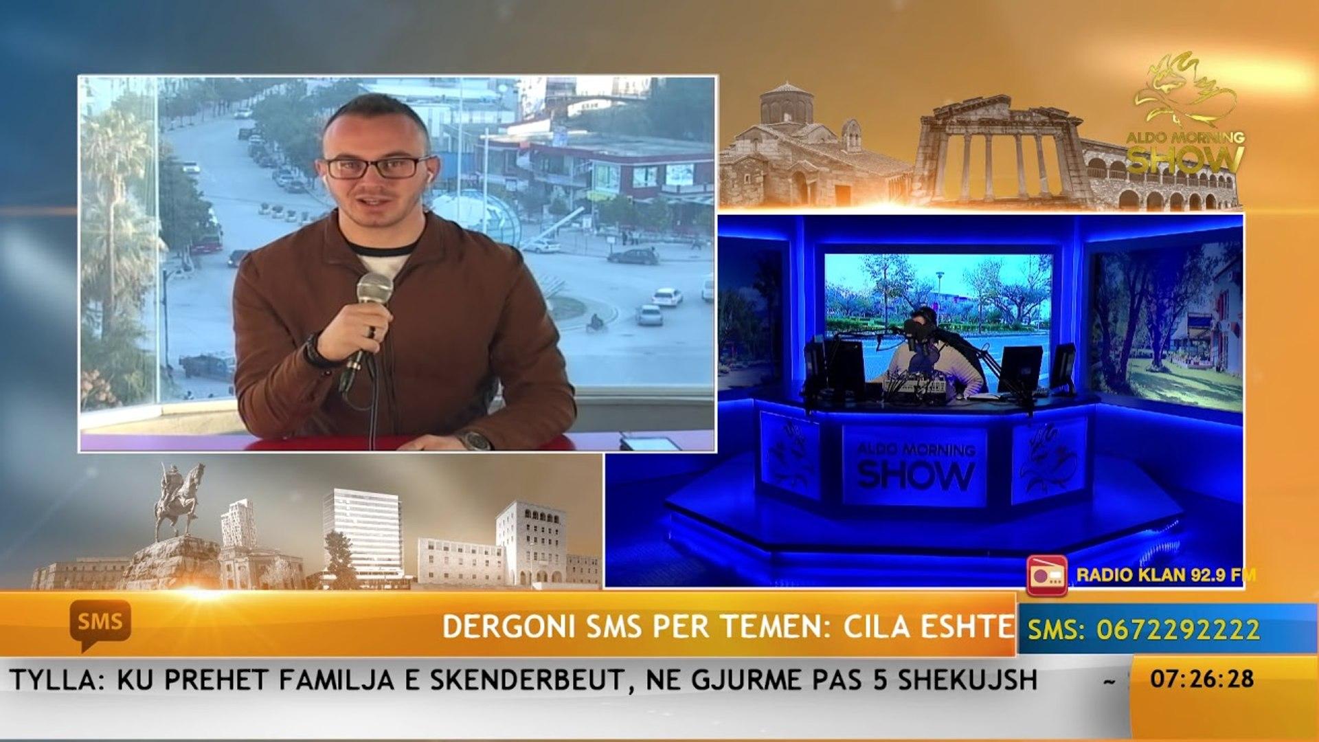 Aldo Morning Show/ Berti nga Gjirokastra: Me la gruaja, me tradhetoi me nje grek (25.01.2018)