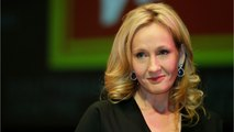JK Rowling Casts Spell on Trump's Signature