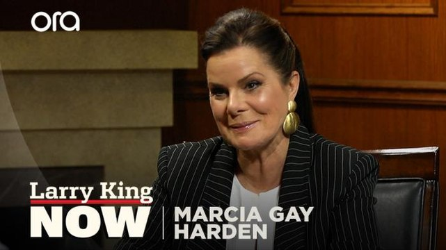 When Marcia Gay Harden realized her mother had Alzheimer's