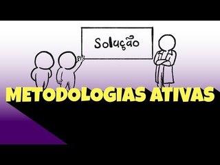 Metodologias ativas - Turbinando a aprendizagem em aulas