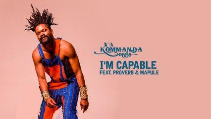 Kommanda Obbs - I'm Capable