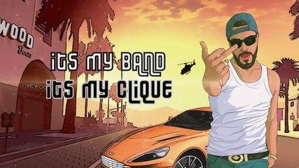 Çartani - CLIQUE ( Official Lyrics Video )