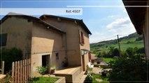 A vendre - Maison - Saint-Romain-de-Popey (69490) - 5 pièces - 80m²