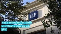 Gap Is Offering Major Discounts, Will It Hurt The Brand?