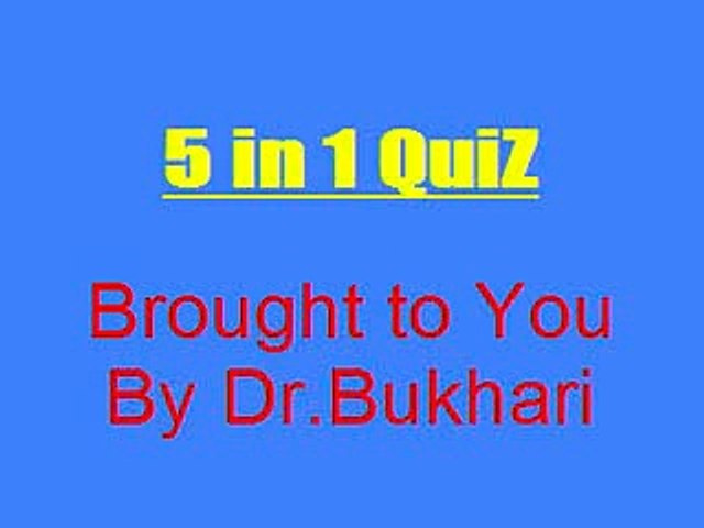 Ez Quiz 5-in-1 GueSs Singers, Movies & Composers' Names Plz