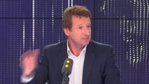 """""""Emmanuel Macron fait de très beaux discours mais les actes qu'il pose sur l'Europe comme sur l'écologie, sont à des années-lumière du discours qu'il prononce très bien"""" Yannick Jadot, eurodéputé Europe Écologie-Les Verts"""