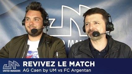 Régional 2 J20 : AG Caen vs FC Argentan (match complet)
