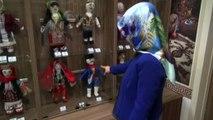 Unutulmaya yüz tutmuş 81 ilin yöresel bez bebekleri Bilecik'te sergilendi
