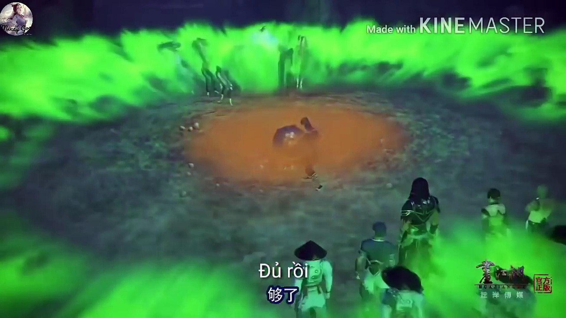 Phim Hoạt hình Họa giang hồ chi Hiệp Lam Tập 16 FULL VIETSUB | Phim Hoạt Hình Trung Quốc Tiên Hiệp 3
