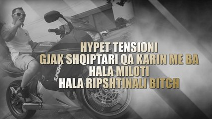 Kobra ft. Milot - Seri ( Official Video Lyrics )