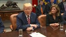 Trump këmbëngul ta bëjë intervistën me Mueller - Top Channel Albania - News - Lajme