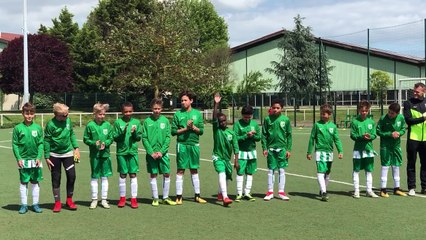 U12 : ES SAINT PRIX - PARIS SG